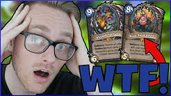 This Deck is SO RIDICULOUS! | Reno Shudderwock Shaman | Descent of Dragons | Wild Hearthstone