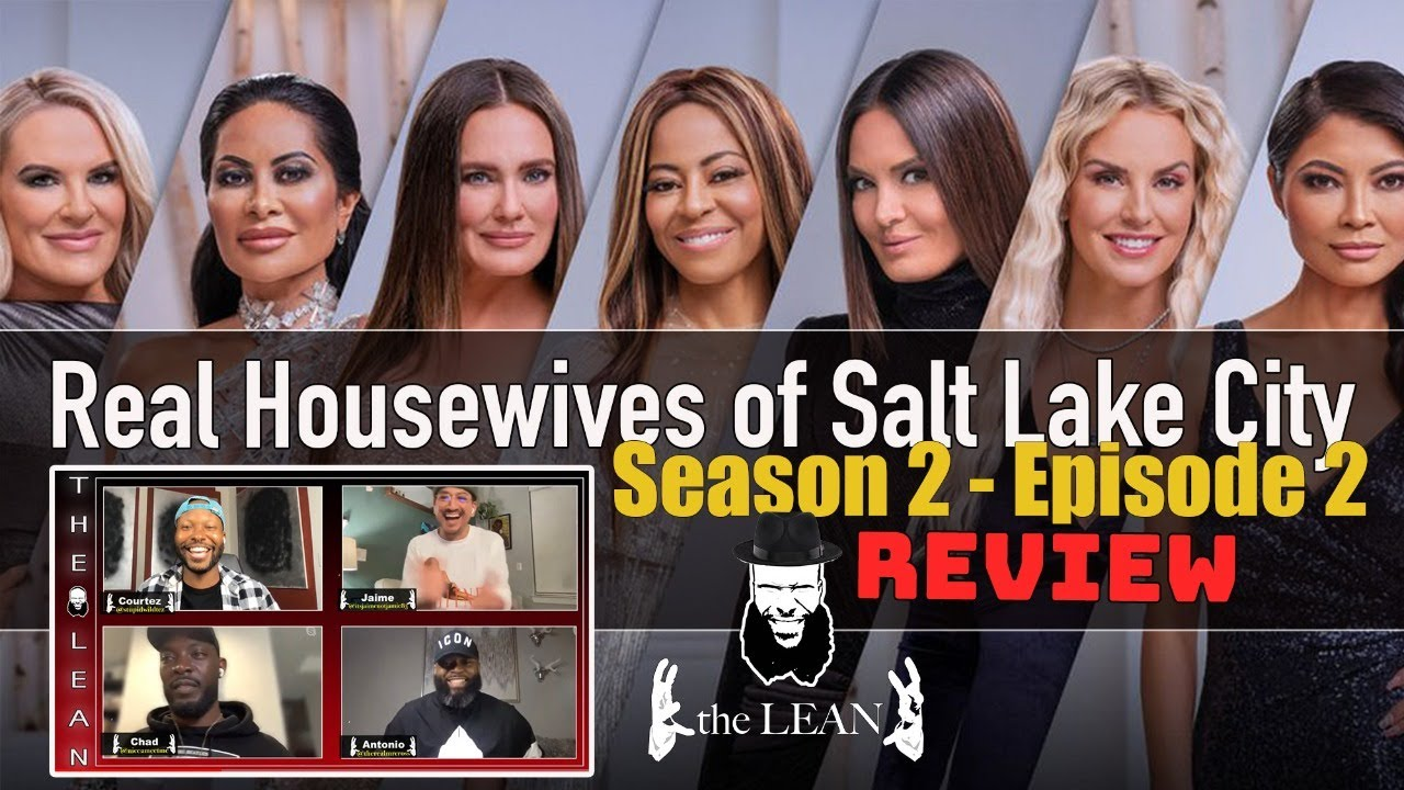 """Download Real Housewives of Salt Lake City Season 2 Episode 2 """"Icy Apology"""" 