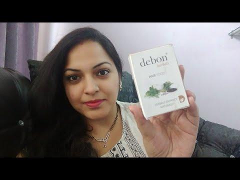 Review Of Debon Herbals Hair Food/Hair Wash