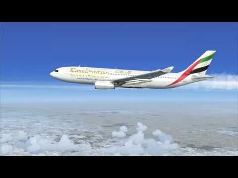 Approach and landing at Amsterdam (EHAM)!!!