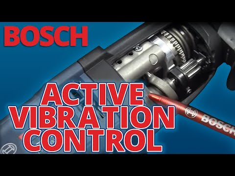 Demo of Bosch Active Vibration Control