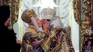 Українській церкві передали томос