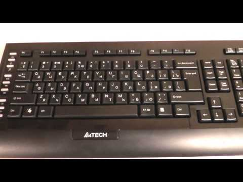 Обзор клавиатуры ATECH GR-152