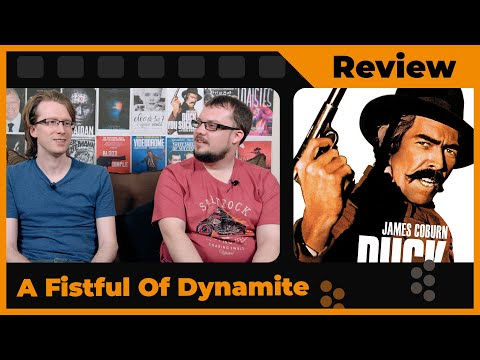 A Fistful of Dynamite Film Review: Sergio Leone 1971 - FILMS N THAT #14