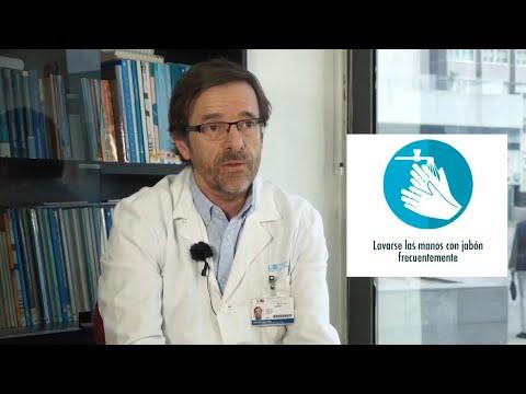 Sanidad lanza un vídeo con consejos preventivos frente al coronavirus