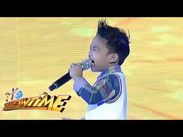 It's Showtime MiniMe Season 2: Darren Espanto