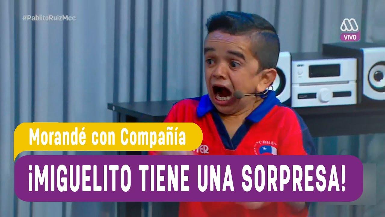 Miguelito tiene una sorpresa para su Mamá   Morandé con Compañía 2016