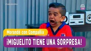 Miguelito tiene una sorpresa para su Mamá - Morandé con Co...