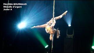 Compétition Française de Pole Dance 2018 - Paloma Bourmaud