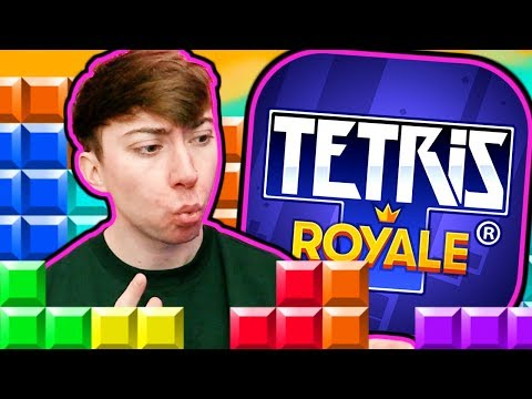 Tetris ROYALE Gives Me Anxiety..