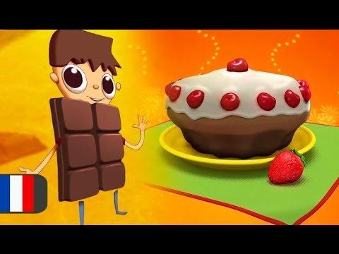 Telmo et Tula - Recettes de desserts chocolat telmo tula dessins