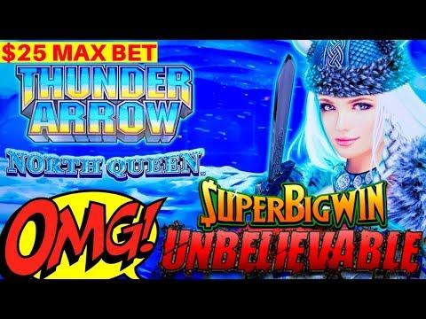 Thunder Arrow Slot Machine Max Bet Bonuses & HUGE WINS - FANTASTIC SESSION | High Limit Slot Play