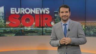 Euronews soir : l'actualité du mardi 10 décembre 2019