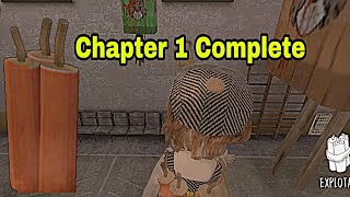 EVIL NUN Chapter 1- Explosion in Heights (Complete Walkthrough)   New Update version 1.2.0