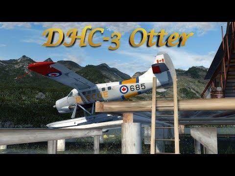MilViz DHC-3 Otter Promotional