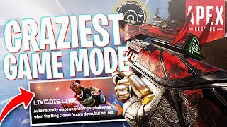 This NEW Gamemode is CRAZY! - Live Die Live Apex Legends