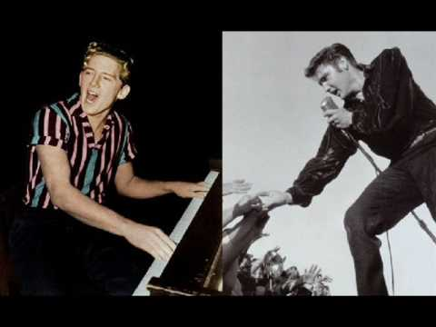 Elvis Presley & Jerry Lee Lewis - Sweet little sixteen