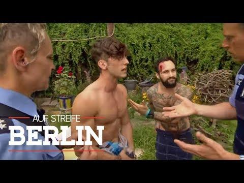 Oma zieht Eindringling eine Bratpfanne über den Kopf  Auf Streife - Berlin  SAT1 TV