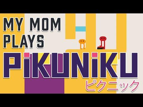 Mom plays first video game in 30+ years - PiKUNiKU | Ep. 1 |