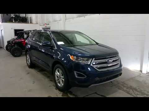 2017 Ford Edge 4dr SEL AWD W/ Sunroof, Heated Steering Wheel Review | Boundary Ford