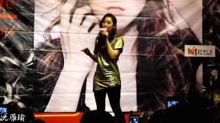 2013-02-03 許慧欣 - 一個人唱歌 , 妳的小說