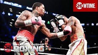 Gervonta Davis defeats Jesus Cuellar via TKO | SHOWTIME CHAMPIONSHIP BOXING