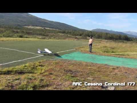 RCNordic - ARC Cessna Cardinal 177