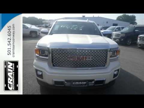 2015 gmc sierra 1500 conway ar little rock ar 5gt6579 sold youtube. Black Bedroom Furniture Sets. Home Design Ideas
