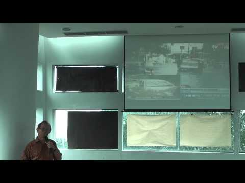Coastal Cities and built environment in response to climate change | Abimanyu T Alamsyah