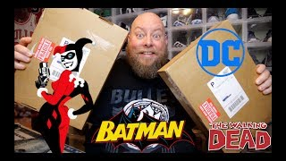 Unboxing 2 $100 Comic Book Mystery Boxes from ToyUSA + I HIT A POTENTIAL $1,000 COMIC BOOK!