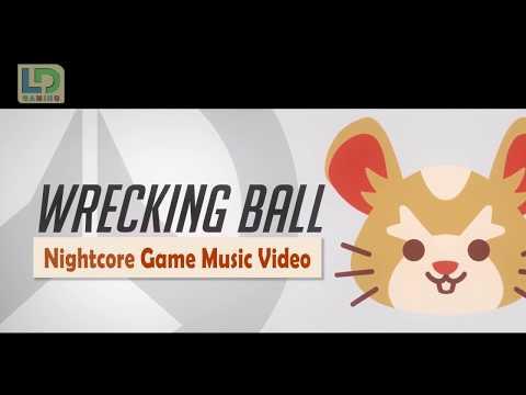 Wrecking Ball Nightcore (Miley Cyrus)...