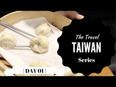 Din Tai Fung,  Rahoe Night Market, & Sun Yat sen Memorial Hall (✈️Travel 🇹🇼Taiwan Series Day 1)