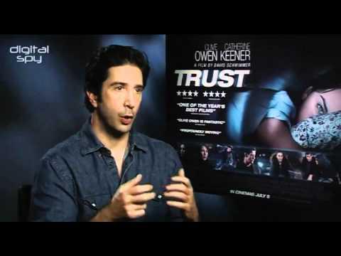 Director David Schwimmer on new movie 'Trust'