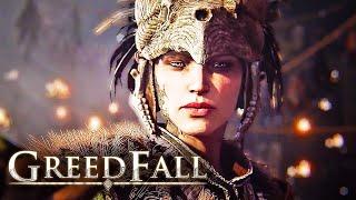 PRZYGODA WYJĄTKOWO TAJEMNICZA - GreedFall #1