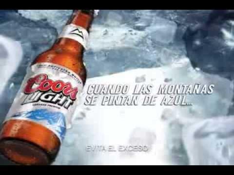 EXPERTEC Advertising   Spot   Cerveza COORS LIGHT   Frost Shield 02