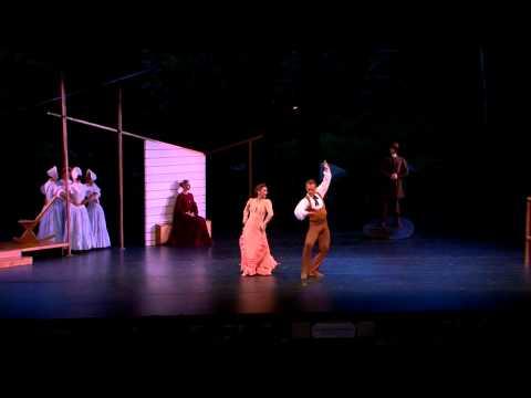 Appalachian Spring - Martha Graham Dance Company