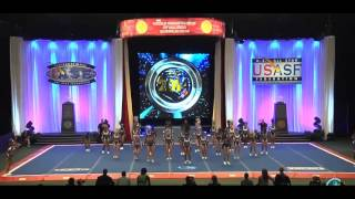 Maryland Twisters F5 Worlds 2014