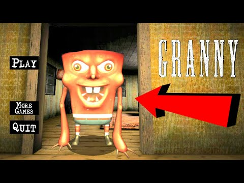ЭТОТ *ПРОКЛЯТЫЙ* СПАНЧ БОБ СТАЛ БОЛЬШИМ - SpongeBob Horror Game