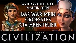 Martin Deppe: Mein größtes Civilization-Abenteuer   #CIVStory