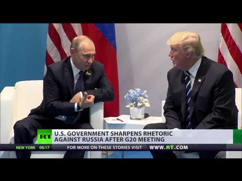 1 step forward, 2 steps back: US sharpens rhetoric against Russia after G20 meeting