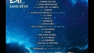 DTF - Baddack ft. Ademo PNL [ Son Officiel ]
