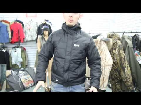 видео: Пуховая куртка для туризма nova tour «Ангара». Обзор