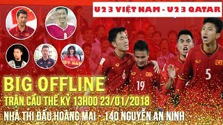 Video Gol Pertandingan Qatar U-23 vs Vietnam U-23