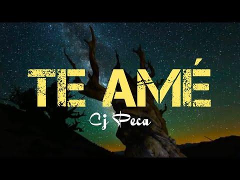 Cj Peca - Te Ame - Video Lyric Salsa Urbana 2019