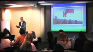 TIDES of Change - Keith Coats presenting to client
