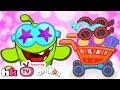 Om Nom Stories: Shopping Trip   Cartoons for Children   Funny Cartoons   HooplaKidz TV