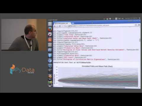 Steve Taylor: Correlation Matrix Filtering and Asset Allocation with Python