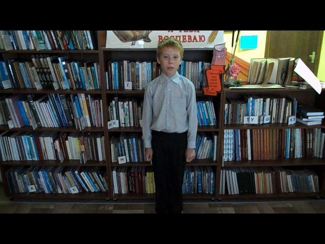 Изображение предпросмотра прочтения – КулагинНикита читает произведение «Мартышка и очки» И.А.Крылова