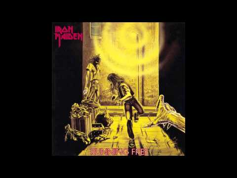 Iron Maiden - Running Free/ Burning Ambition