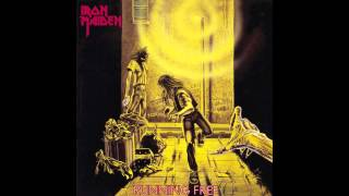 Iron Maiden - Running Free/ Burning Ambition